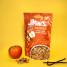 Granola pomme, vanille & poudre d'insectes