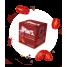 Criquets poivre et tomates séchées