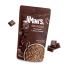 Granola chocolat noir & poudre d'insectes