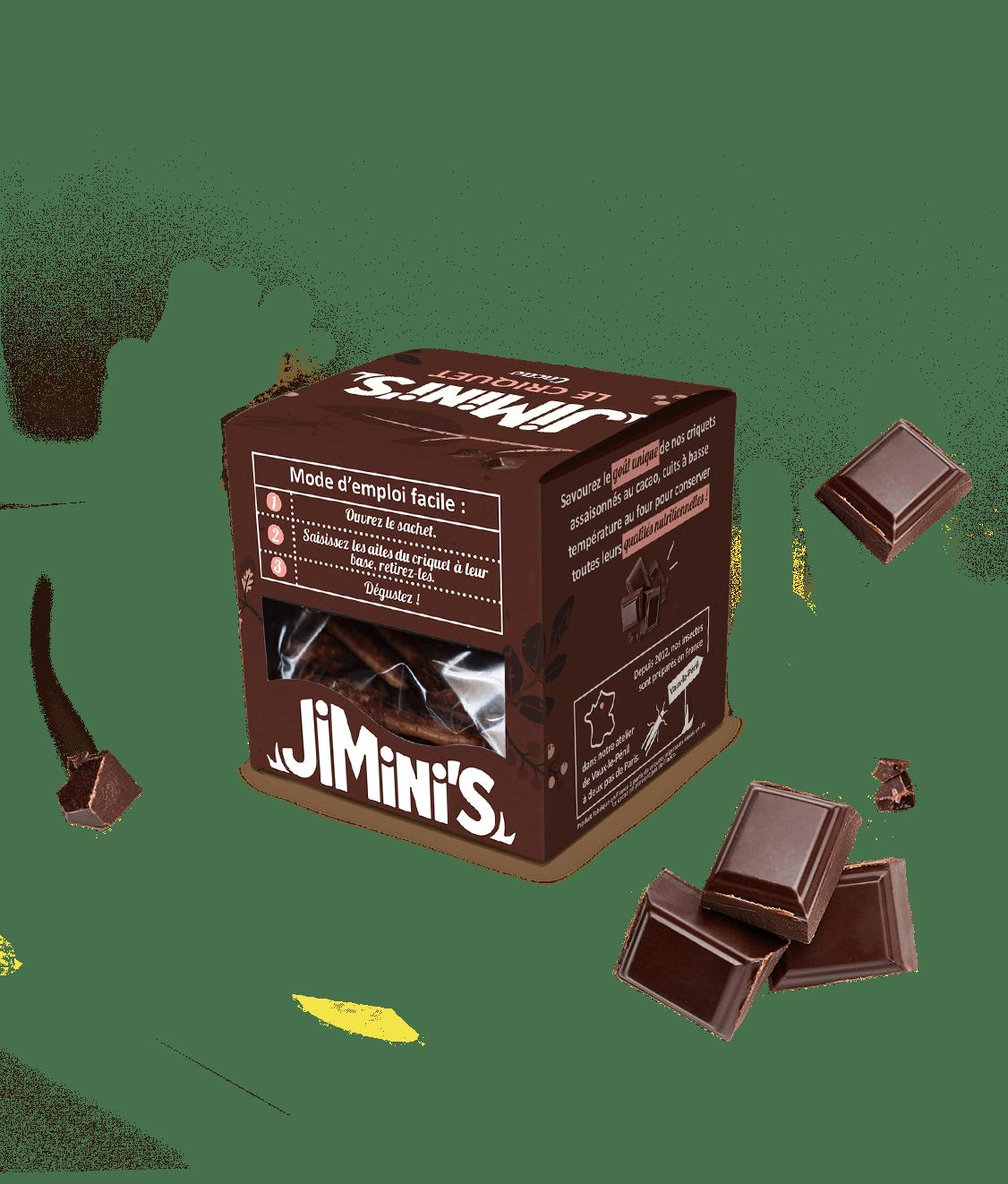 Le criquet cacao